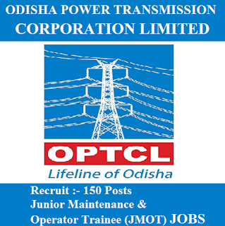 Odisha Power Transmission Corporation Limited, OPTCL, freejobalert, Sarkari Naukri, OPTCL Answer Key, Answer Key, optcl logo