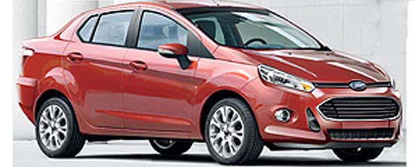 car i Ford Ka Sedan 2013 2014 com Motores 1.0 e 1.5
