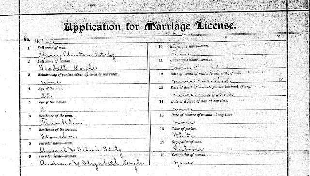 Imaged cropped from downloaded image from FamilySearch, saved as jpg image