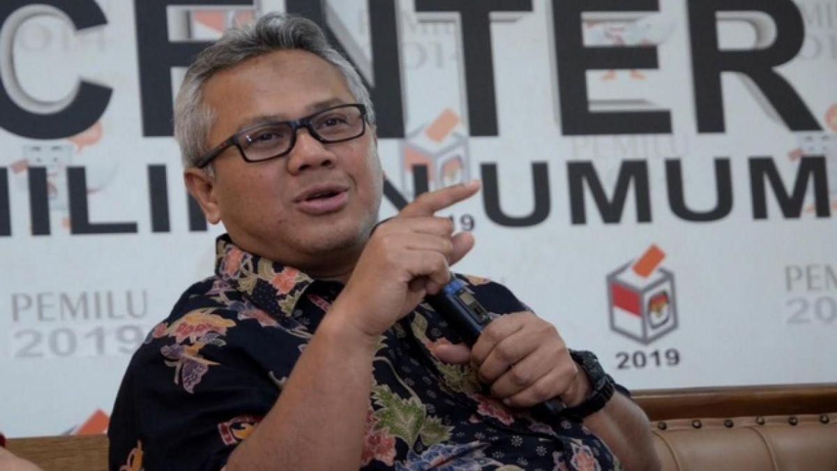 KPU Terima Panggilan MA Terkait Gugatan Eks Napi Korupsi