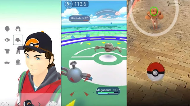 Cara Logout dan Membuat Karakter Baru di Pokemon GO, Cara Mengulang Game Pokemon Go, Cara Mengulang Dan Membuat Karakter Baru Pokemon GO, Cara Mudah Reset Game Pokemon Go, Cara Mengulang dari awal game pokemon go, Cara Logut Pokemon Go.