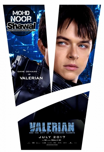Valerian and the City of a Thousand Planets (2017 Film)