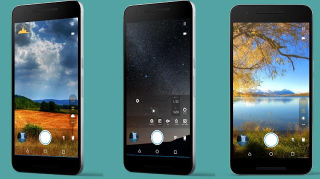 Download 7 Aplikasi Kamera DSLR untuk Android Terbaik 2019