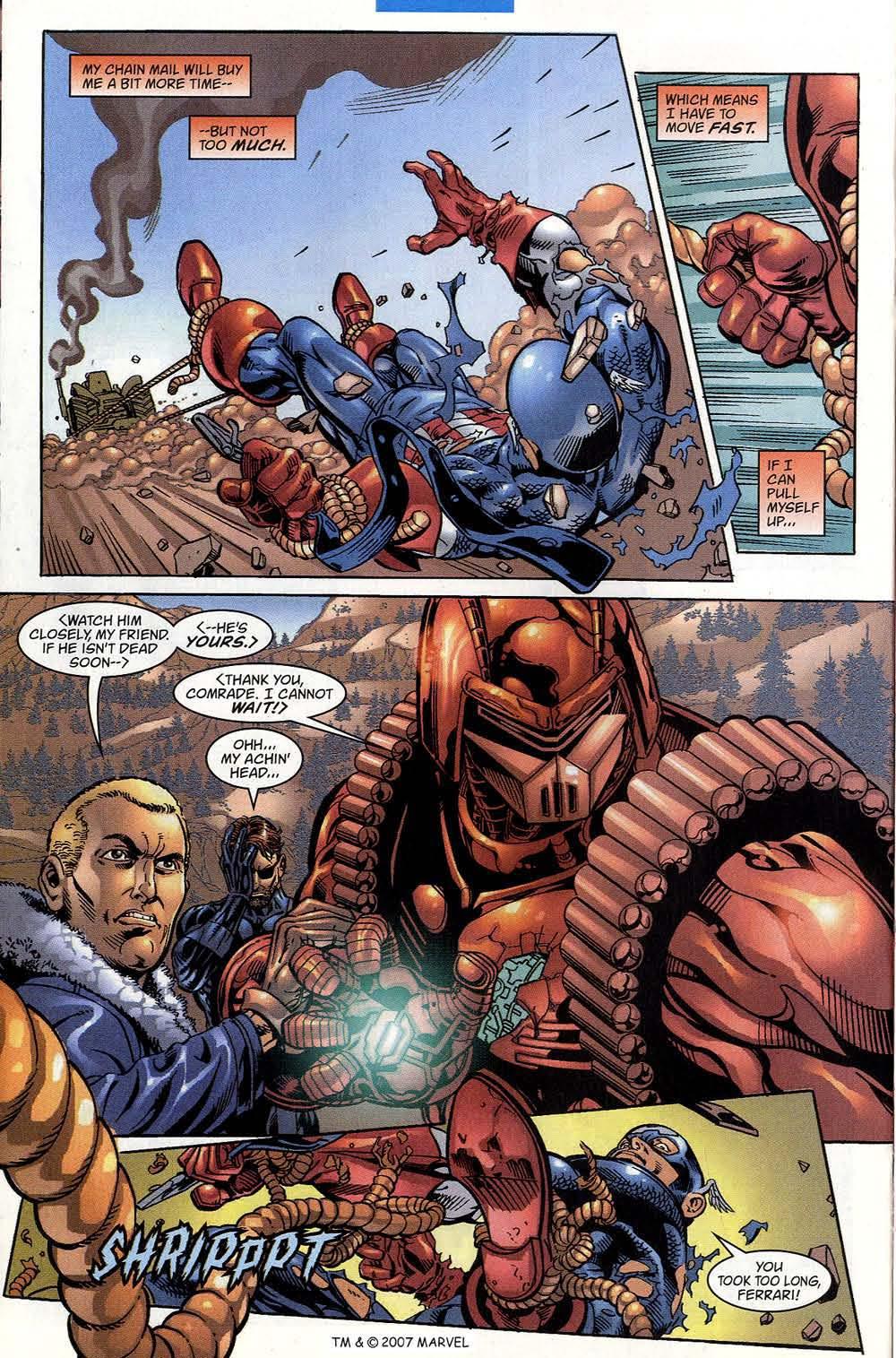 Captain America (1998) Issue #43 #50 - English 20