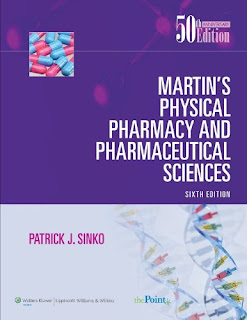 Martin's physical pharmacy and pharmaceutical sciences 50th edition pdf free download