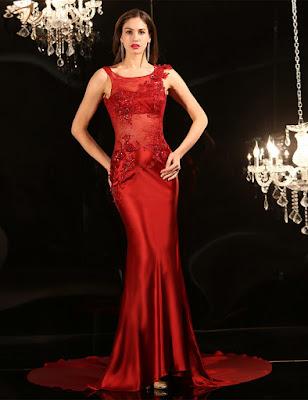 Vestidos de gala de noche