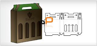moldes de cajas para imprimir