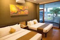 Samara Resort Batu - Deluxe Room - Salika Travel