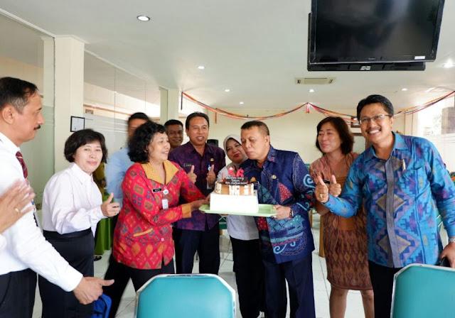 Pak Sekda, Nyaris Shok Di Bali, Begini Ceritanya....