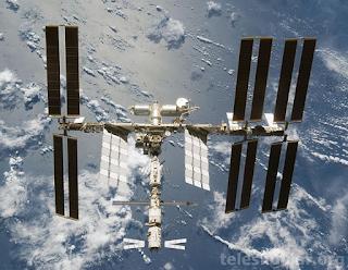 Uluslararası uzay istasyonu gözlemi