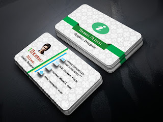 ful making business card