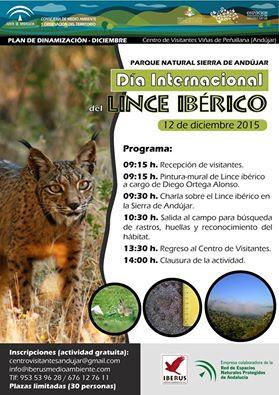 Día Internacional del Lince Ibérico. Diego Ortega Alonso, exhibición de ilustración científica pintura naturaleza