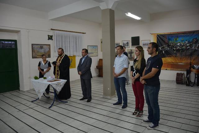 Ο ετήσιος αγιασμός του Συλλόγου Ποντίων Επταμύλων Ν. Σερρών «Οι Ακρίτες»
