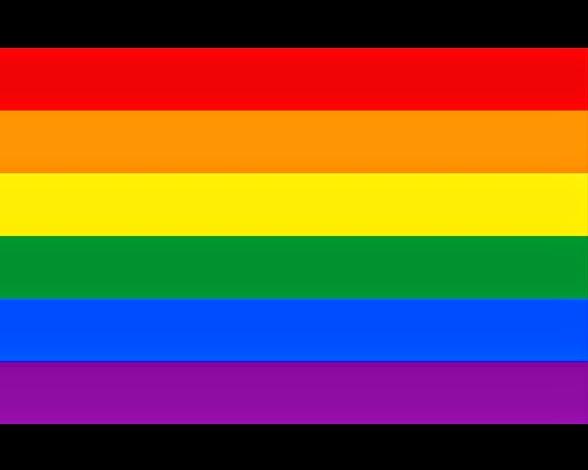 Bandera azul amarilla roja blanca verde