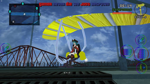 new Hang Glider Jetpack Mod Android