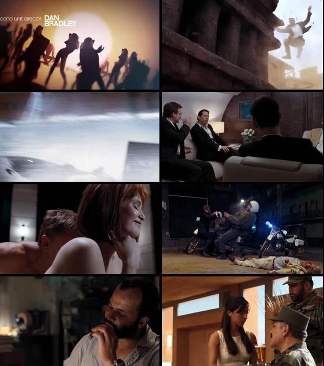 Quantum Of Solace 2008 Dual Audio Hindi 480p BluRay