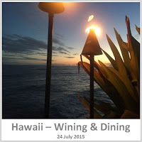 Sydney Fashion Hunter - Wining & Dining Hawaii