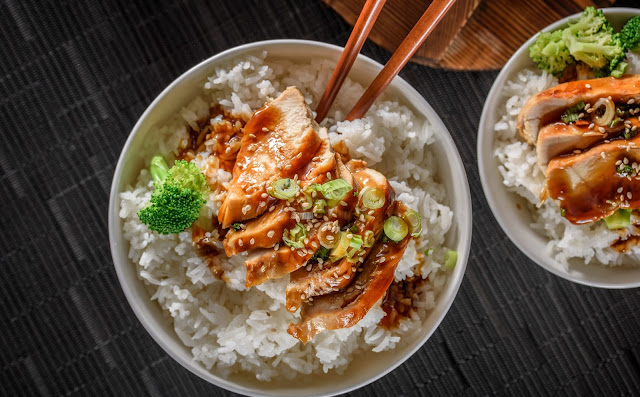 quick and easy chicken teriyaki