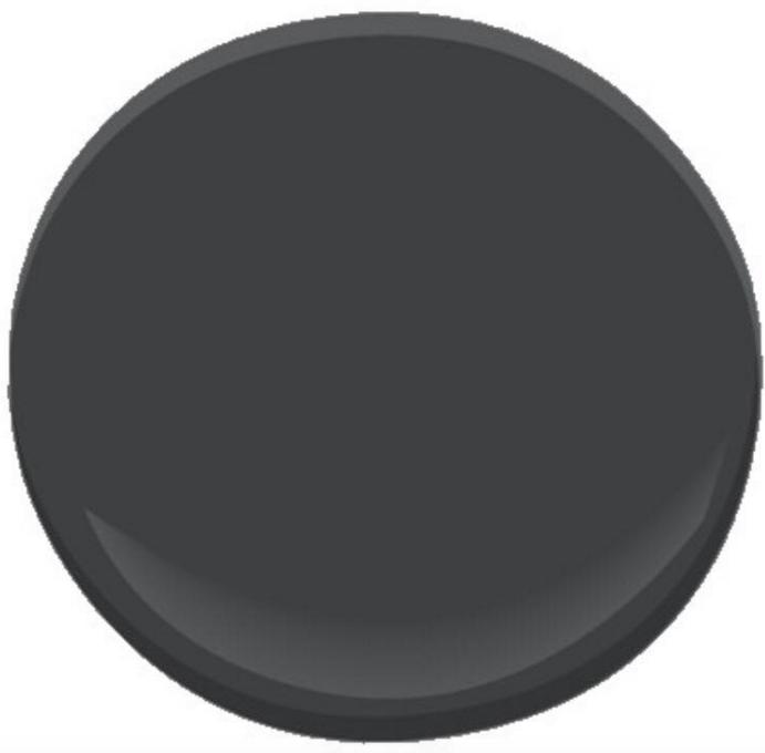 Lisa Mende Design Trade Secrets Best Black Paint
