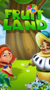 Game Fruit Land Match3 Apk Mod