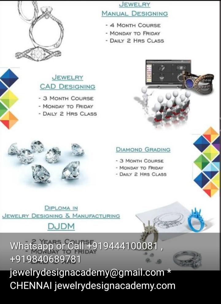 Jewellery Silver Smithing Design Academy | DESIGN TRAINING