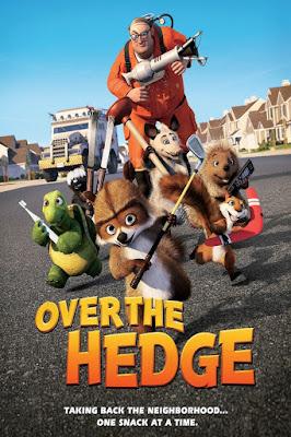 Over The Hedge 2006 Dual Audio [Hindi-English] 720p BluRay