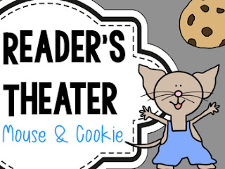 Readers Theater can be fabulous in the primary grades.  I've answered the 5 W's about readers theater and gave some insight on how I use it in my kindergarten classroom.  There are 10+ readers theater scripts that can be used during readers workshop!