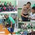 Mais de mil alunos da rede municipal de ensino receberam kits escolares nesta quinta feira (23).