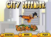 Dragon Ball City Defender