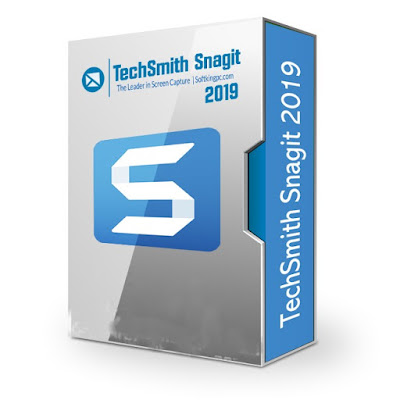 برنامج تصوير الشاشة و عمل شروحات الفيديو TechSmith SnagIt