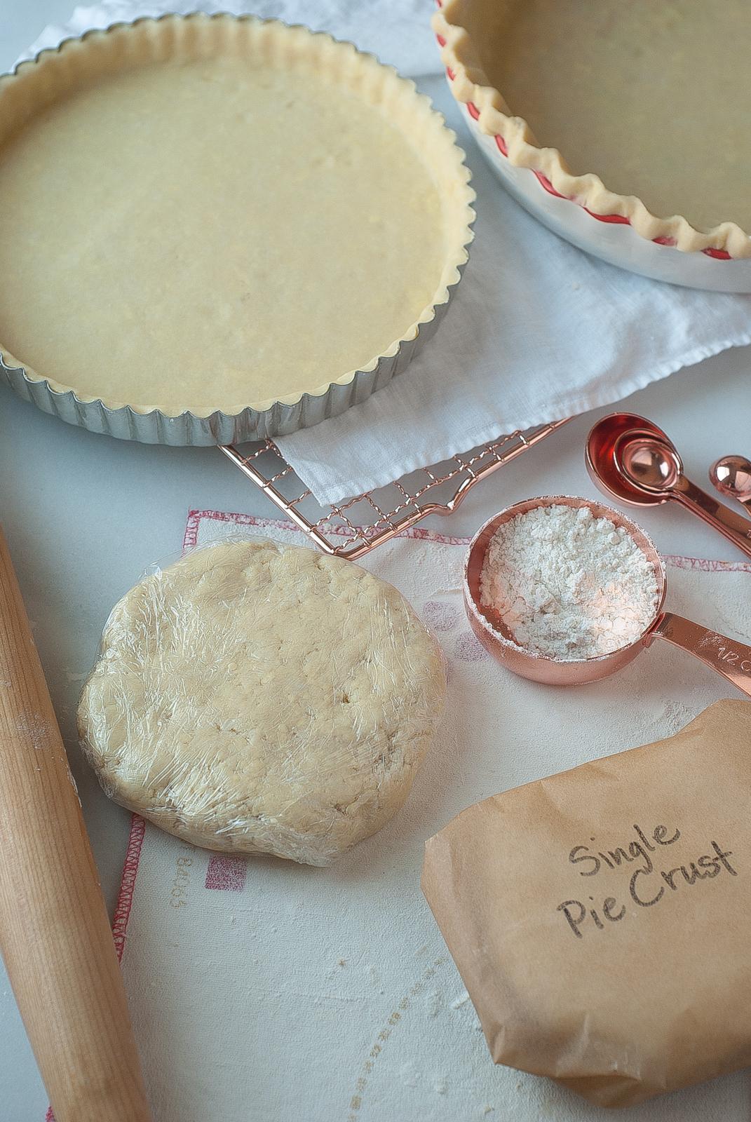 Pie Crust 101 Tutorial - Simply So Good