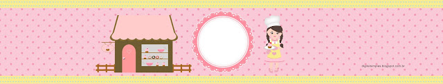 Girls Bakery: Free Printable Candy Buffet Labels.