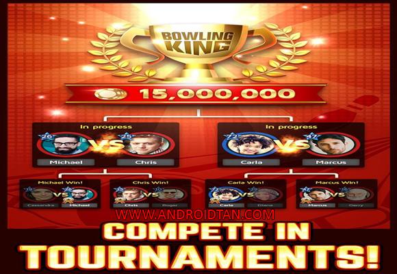 Bowling King Mod Apk Unlimited