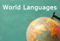 globe - world langugages