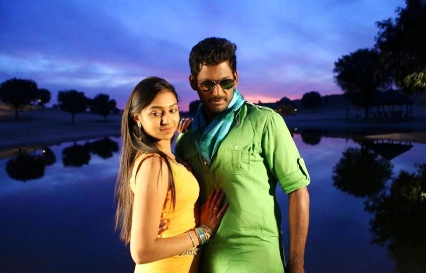 Naan Sigappu Manithan Movie Stills Naan Sigappu Manithan Lakshmi Menon Kiss