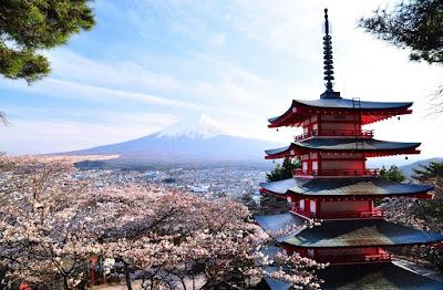 نظرة عن قرب على كوكب اليابان