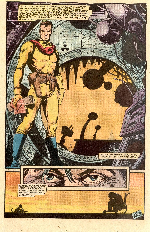 Read online Secret Origins (1986) comic -  Issue #43 - 29