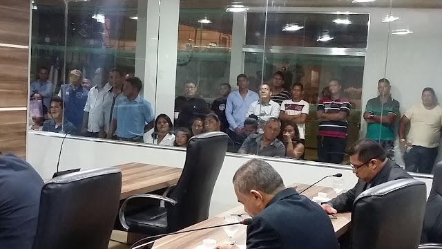 Câmara Municipal de Coari abre oficialmente CPI contra o prefeito Raimundo Magalhães
