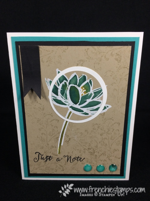 Stampin'Blends, Alcohol Markers on Crumb Cake cardstock, remarkable you, Stampin'Up!, Dying jewels, Spotlight Technique,