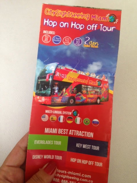 City Tour em Miami - Hop on Hop off Tour