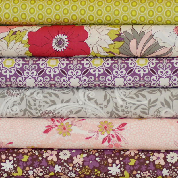 Yards And Coquette Quilt