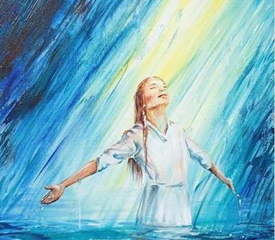 The Refreshing by Deborah Waldron Fry