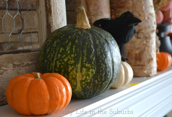 Fall Mantels & Home Decor