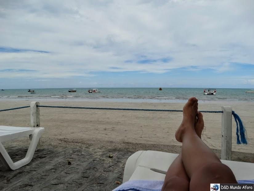 Praia de Maragogi -  Porto de Galinhas e Maragogi. Vale a pena um bate e volta?
