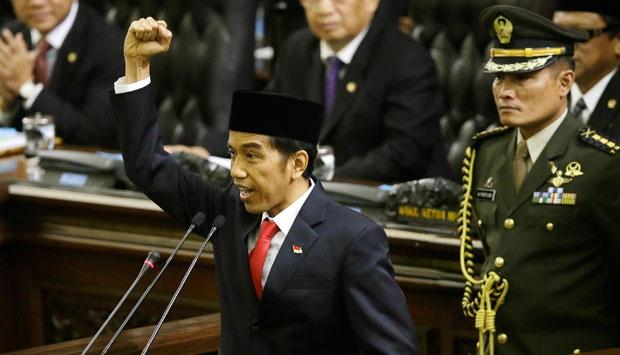 """Presiden Joko Widodo """"Operasi Senyap"""""""