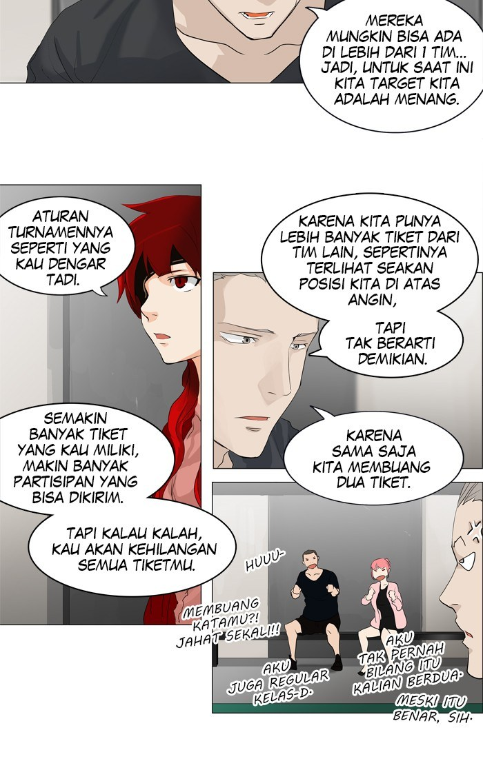 Webtoon Tower Of God Bahasa Indonesia Chapter 205