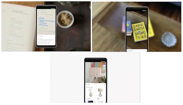Google Lens - Google I/O 2018 Main Highlight
