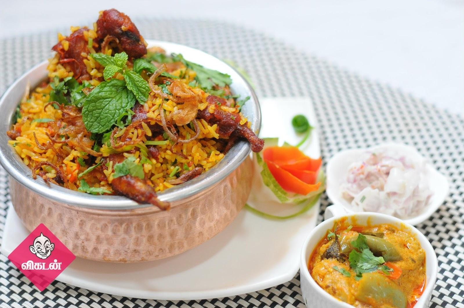 சென்னையில் இங்கலாம் பிரியாணி சாப்ட்டிருக்கீங்களா? #FoodGuide