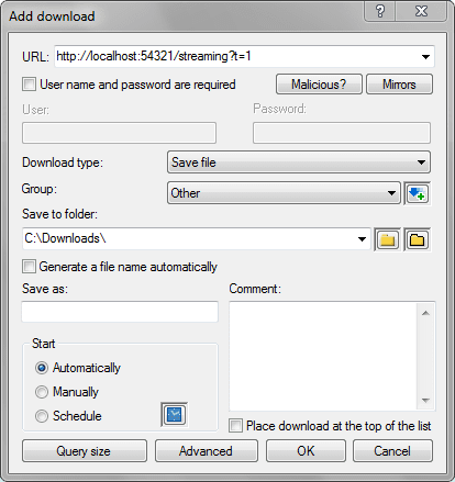 How to Download from MEGA using a Download Manager - Journey