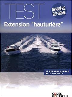 Code Rousseau Test Extension Hauturière PDF
